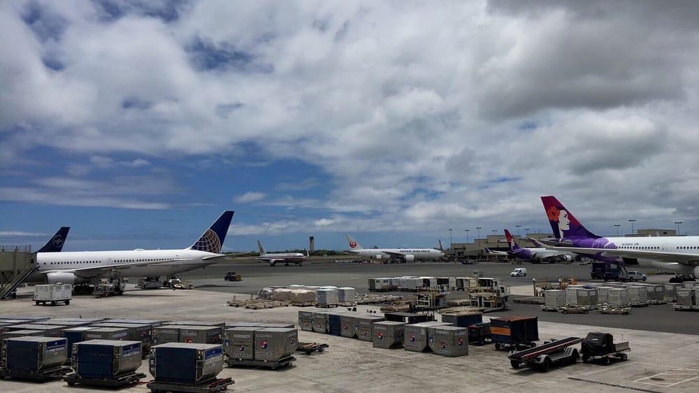 Restaurants Near Honolulu Airport