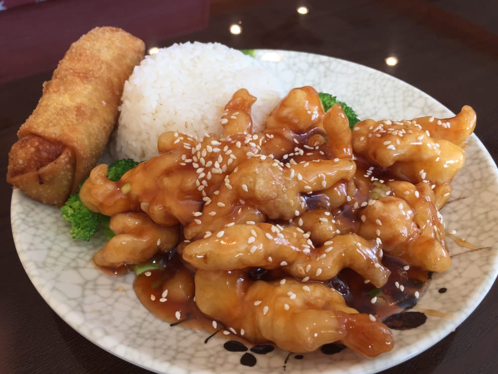 The Great Wall Chinese Food Near Me