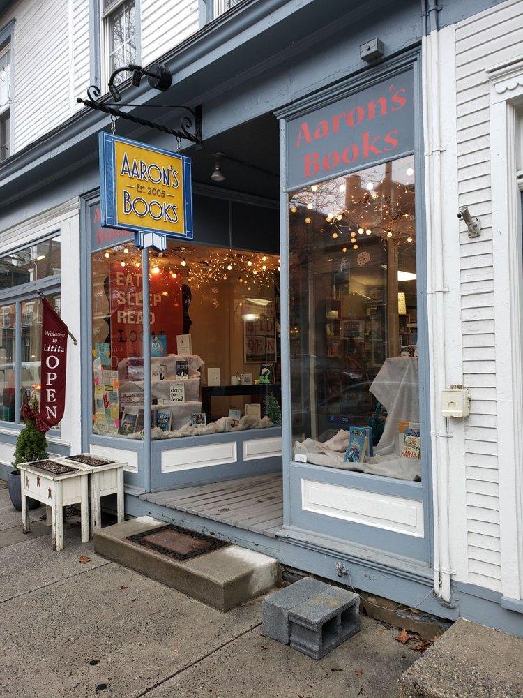 Photo of Aaron's Books: Lititz, PA