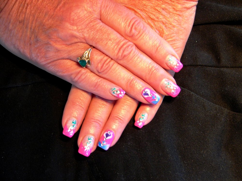 From Tip To Toe Nail Salon: 2206 Dell Range Blvd, Cheyenne, WY
