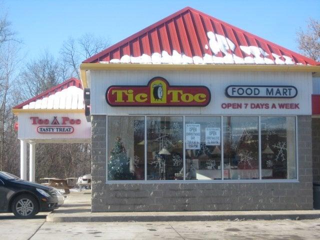 Tic Toc Food Mart: 1001 Mount Jackson Rd, New Castle, PA
