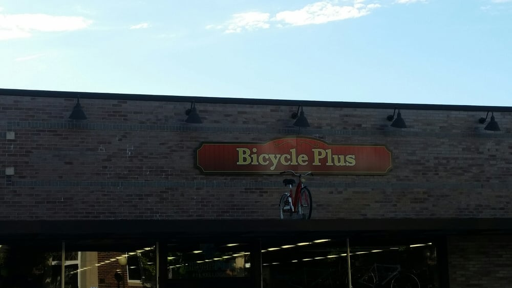 Bicycle Plus: 411 Kellogg Ave, Ames, IA