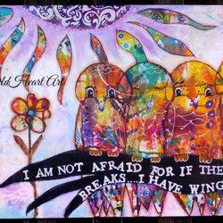 Photo of WildHeart Art Studio - Canandaigua, NY, United States. Unique  Inspirational Artwork