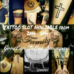 Good Life Tattoo Singapore - CLOSED - (New) 20 Photos