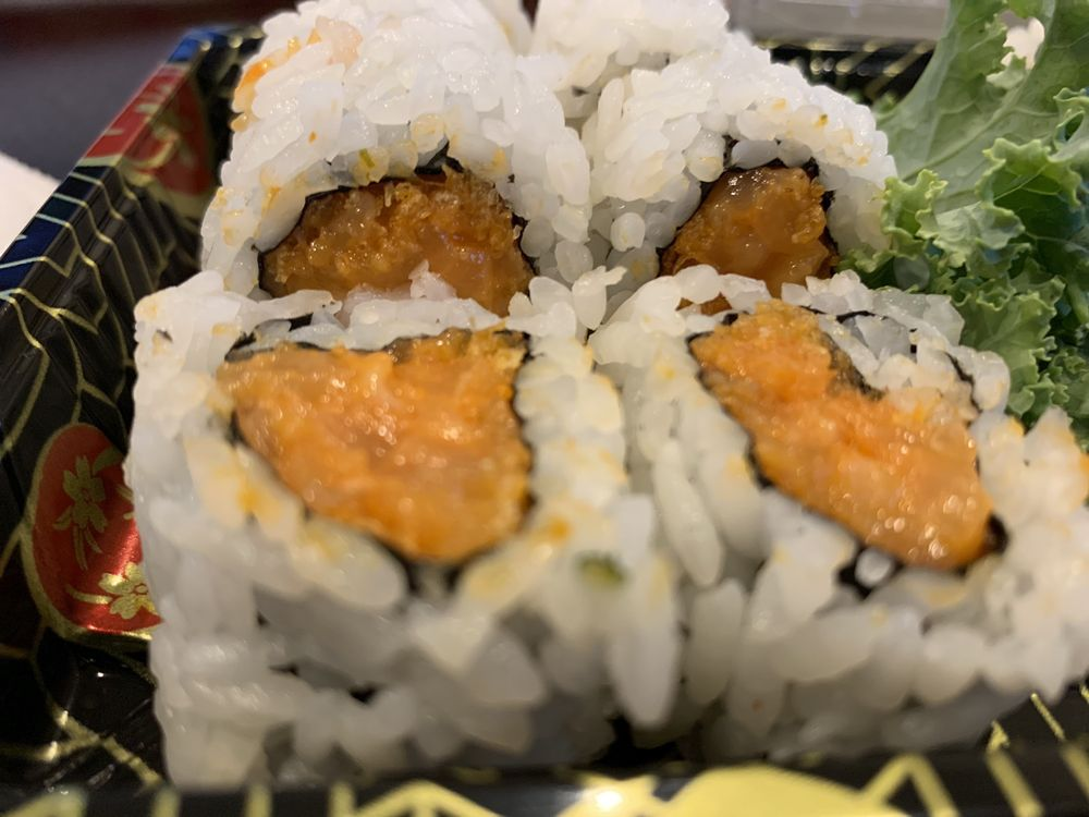Atsumi Asian Kitchen & Sushi Bar: 3335 College Park Dr, The Woodlands, TX