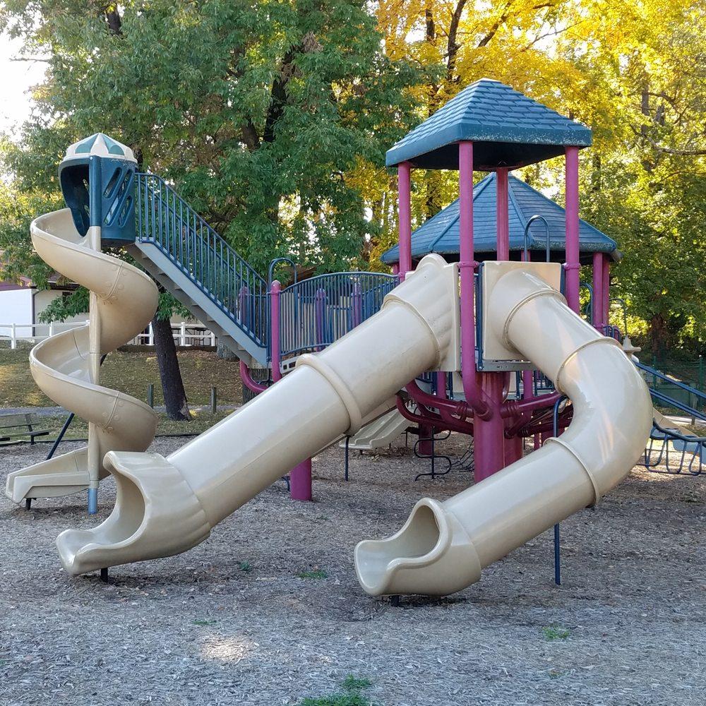 Jasper Jaycees Park: 1409 Bartley St, Jasper, IN