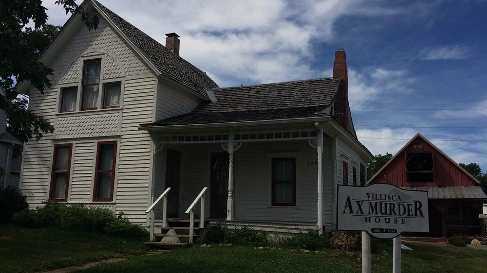 Villisca Ax Murder House: 508 E 2nd St, Villisca, IA