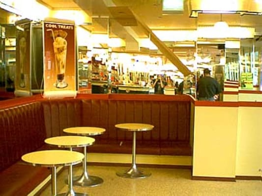 Harbour bar 14 avalia es gelataria 1 3 sandside for Cafe jardin scarborough