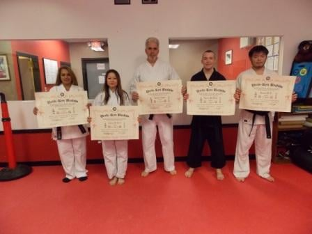 Brockton Uechi-Ryu Karate Academy: 55 Oak St Extension, Brockton, MA