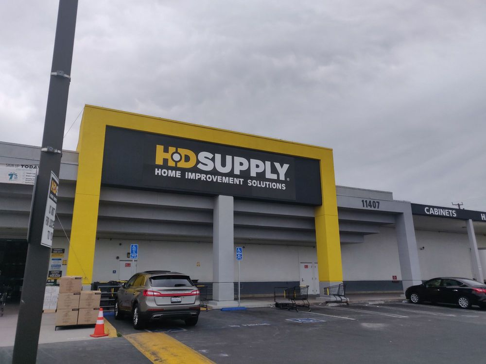 HD Supply Home Improvement Solutions: 11407 S Western Ave, Los Angeles, CA
