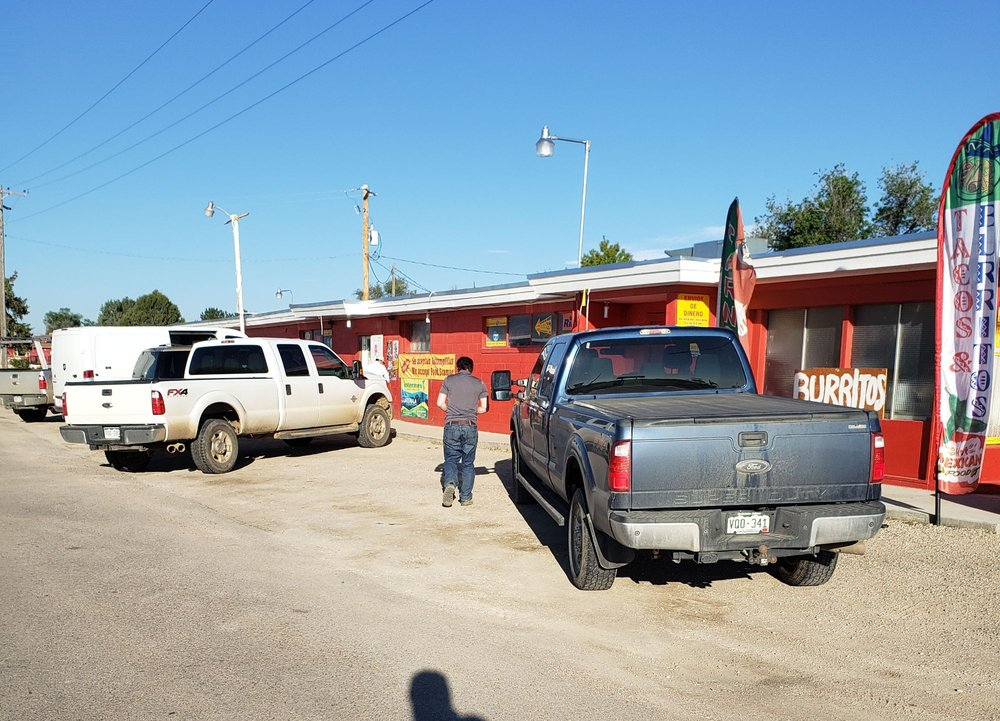 Carniceria Y Panaderia Mexico: 905 Railroad St, Gilcrest, CO