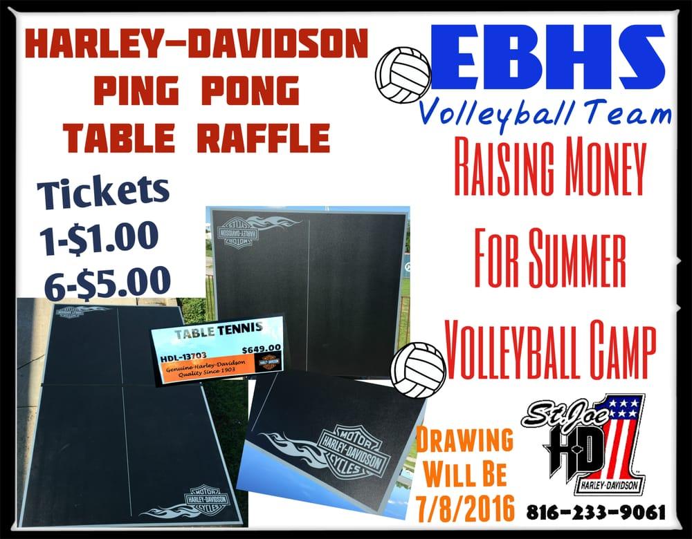 St Joe Harley-Davidson: 4020 S US Hwy 169, Saint Joseph, MO