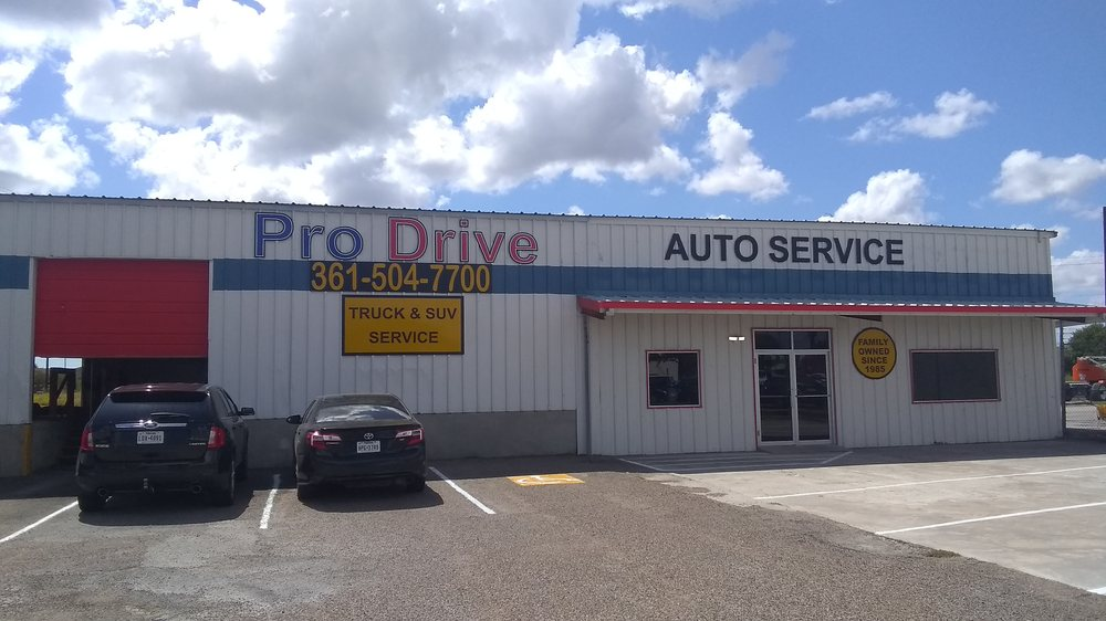 Pro Drive: 4250 I-69 Access Rd, Corpus Christi, TX