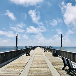 Photo Of Pensacola Beach Gulf Pier Breeze Fl United States Take