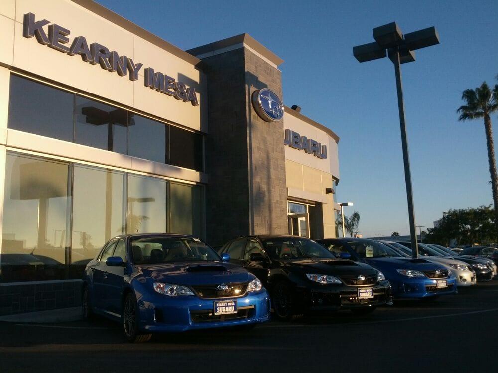 Kearny Mesa Subaru 23 s & 277 Reviews Car Dealers