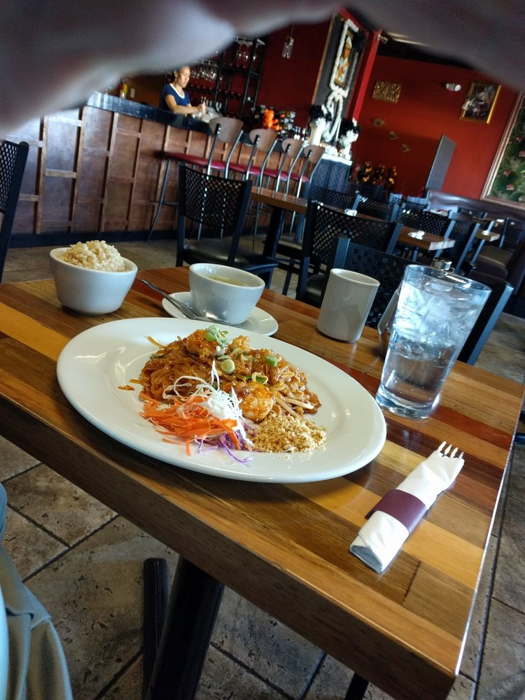 Thai Cafe: 3050 N Windsong Dr, Prescott Valley, AZ
