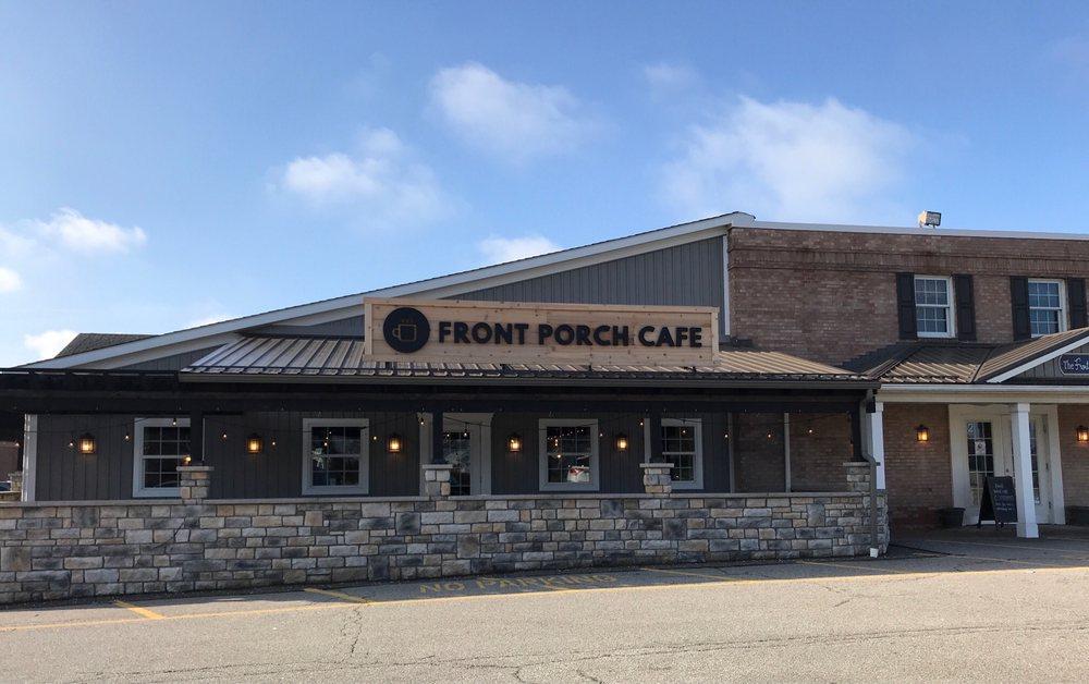 Front Porch Cafe: 932 W Maple St, Hartville, OH