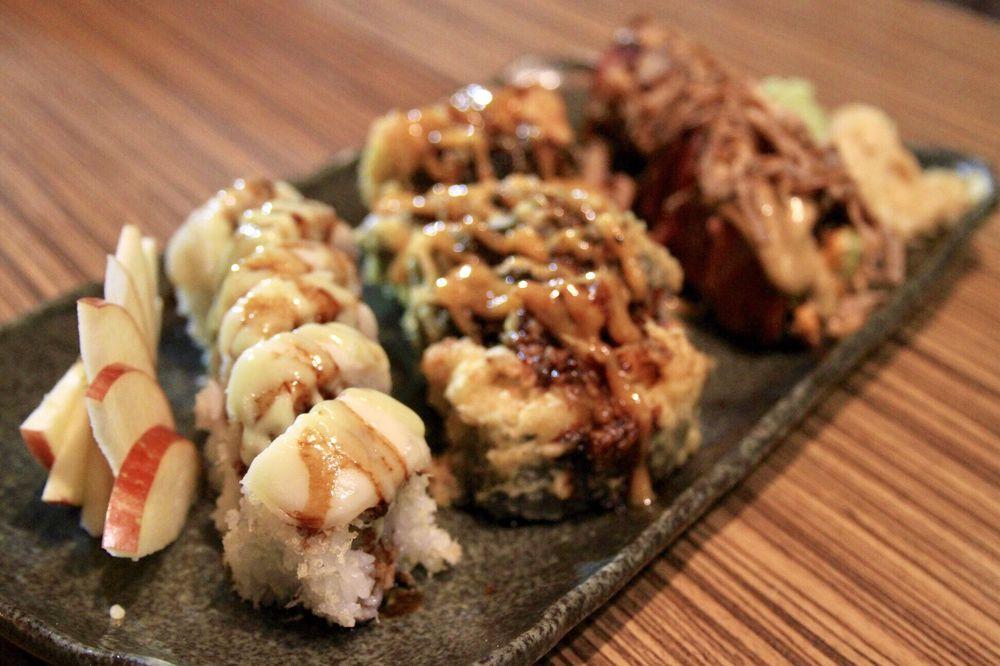 Blufish Sushi Robata