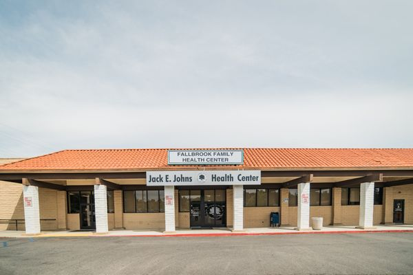 Fallbrook Family Health Center 1328 S Mission Rd Fallbrook