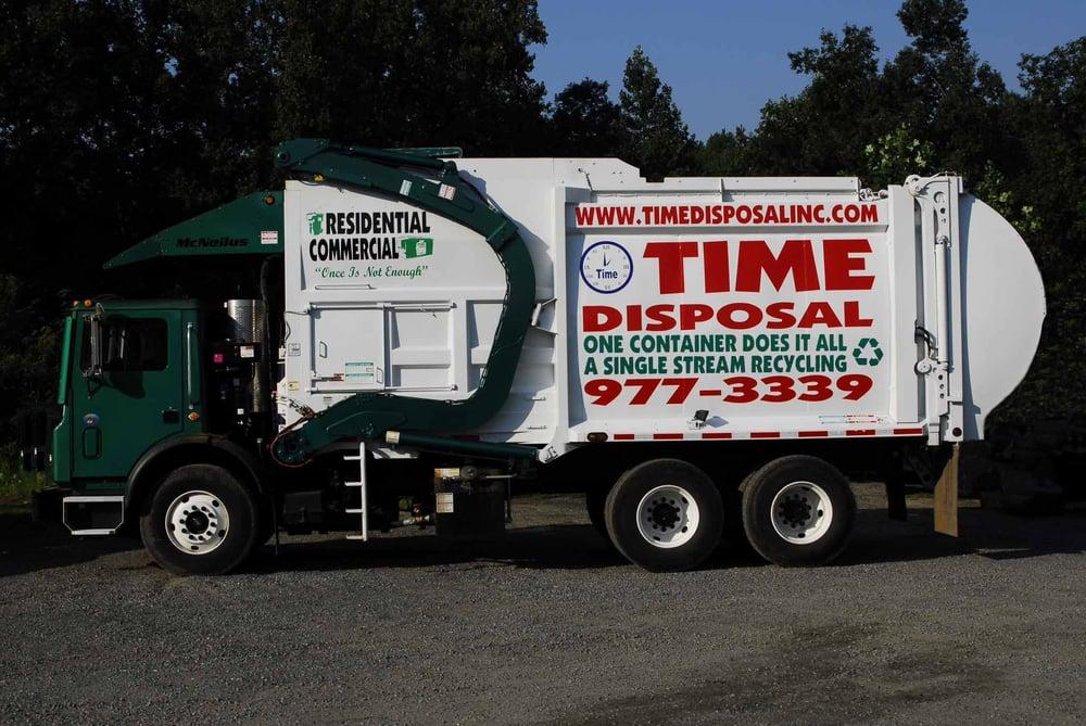 Time Disposal: Charlottesville, VA