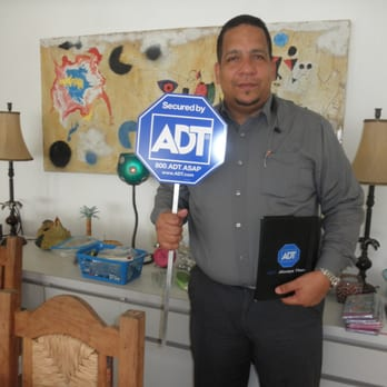 Adt security in the virgin island