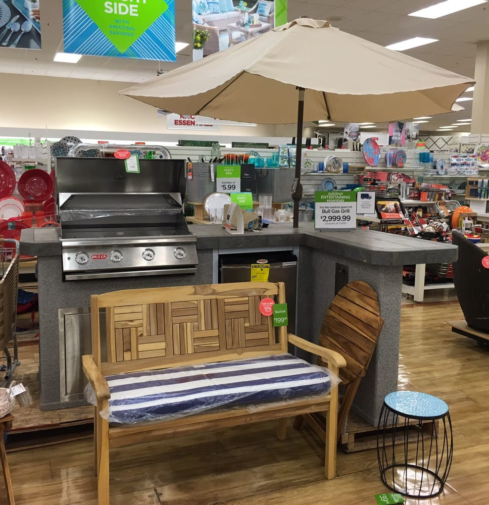 Photo of Marshalls HomeGoods   Wethersfield  CT  United States  Or  you can. Or  you can get this outdoor grill island thing for 3k if it s