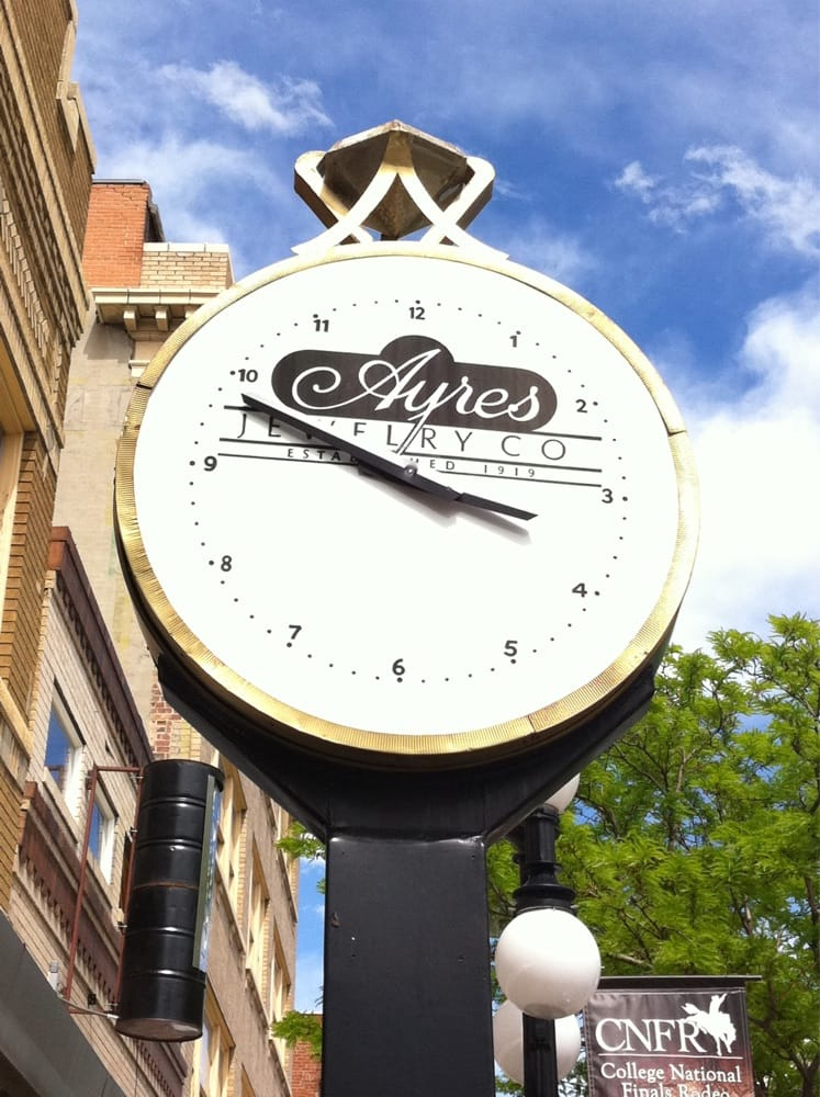 Ayres Jewelry Co: 118 E 2nd St, Casper, WY