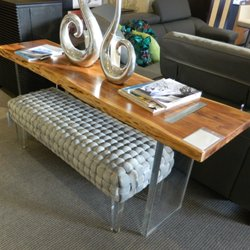 Exceptionnel Photo Of Contemporary Lifestyles Furniture   Torrance, CA, United States.  Live Edge Console