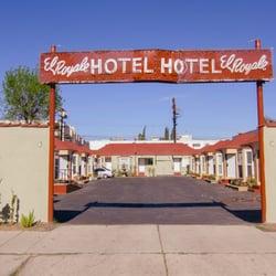 Photo Of El Royale Hotel Studio City Ca United States Front Entrance