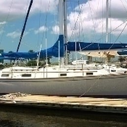 Photo Of Sailing Winsome Daytona Beach Fl United States