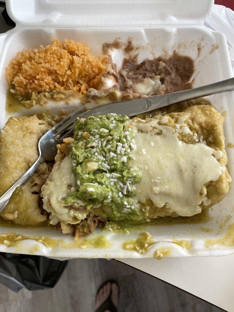 El Vaquero Authentic Mexican: 925 Hwy 4, Arnold, CA
