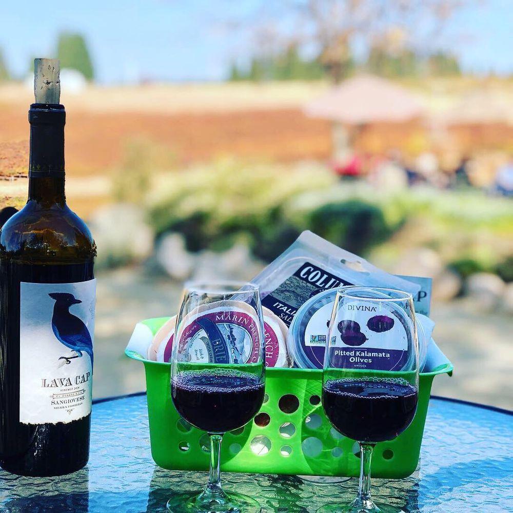 Lava Cap Winery: 2221 Fruitridge Rd, Placerville, CA
