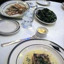 P O Of The Oceanaire Seafood Room Atlanta Ga United States The Mahi