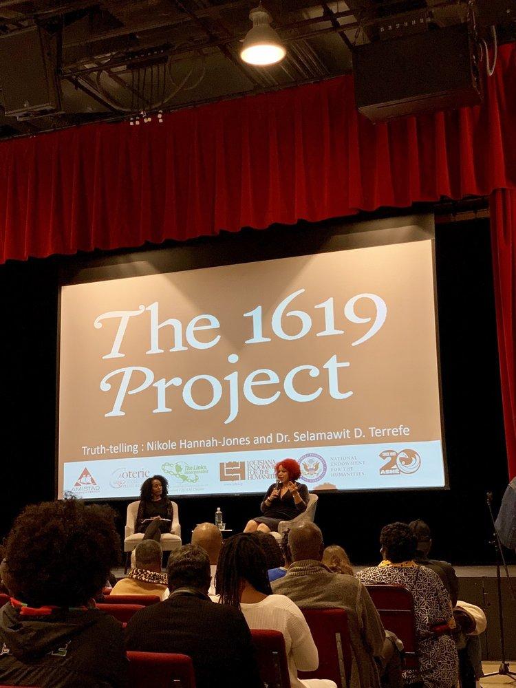Ashe Cultural Arts Center: 1712 Oretha C Haley Blvd, New Orleans, LA