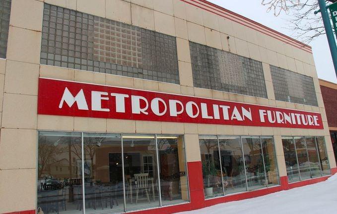 Metropolitan Furniture Interiors: 6670 Allen Rd, Allen Park, MI
