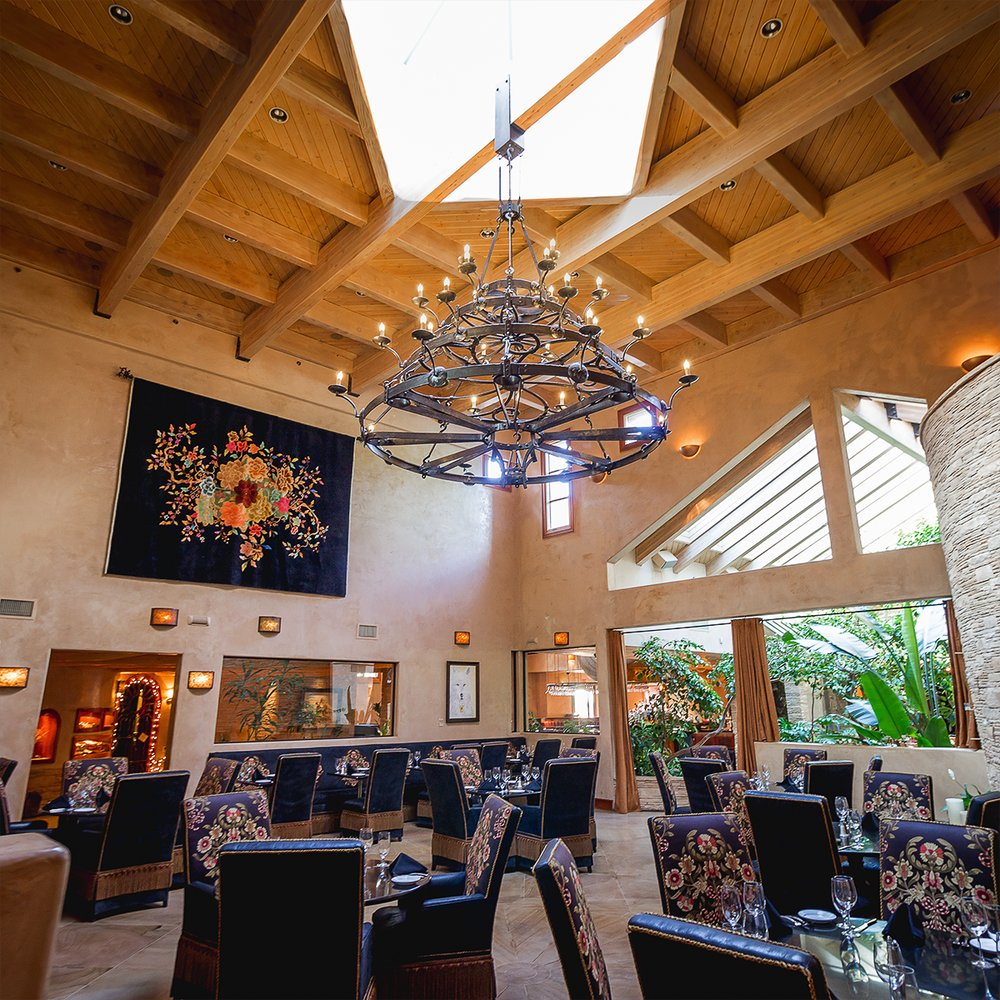 De La Tierra Restaurant: 317 Kit Carson Rd, Taos, NM