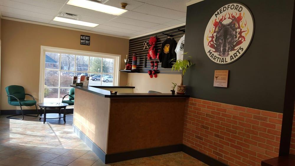 Medford Martial Arts and Fitness: 560 Stokes Rd, Medford, NJ