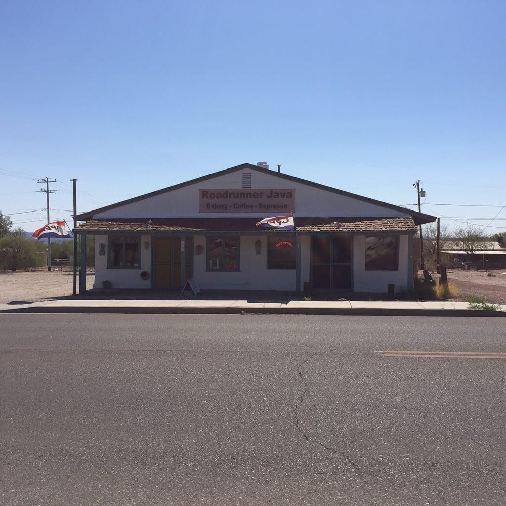 Roadrunner Java: 932 N 2nd Ave, Ajo, AZ