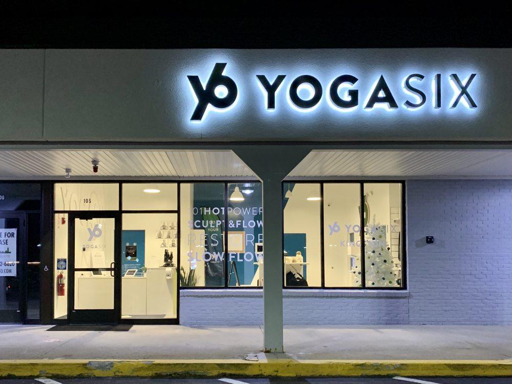 YogaSix Kingston: 182 Summer St, Kingston, MA