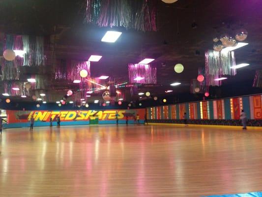 United Skates Of America Roller Skating Center 3362 Refugee Rd