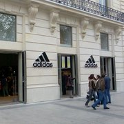 Adidas Champs elysées magasin sport ...