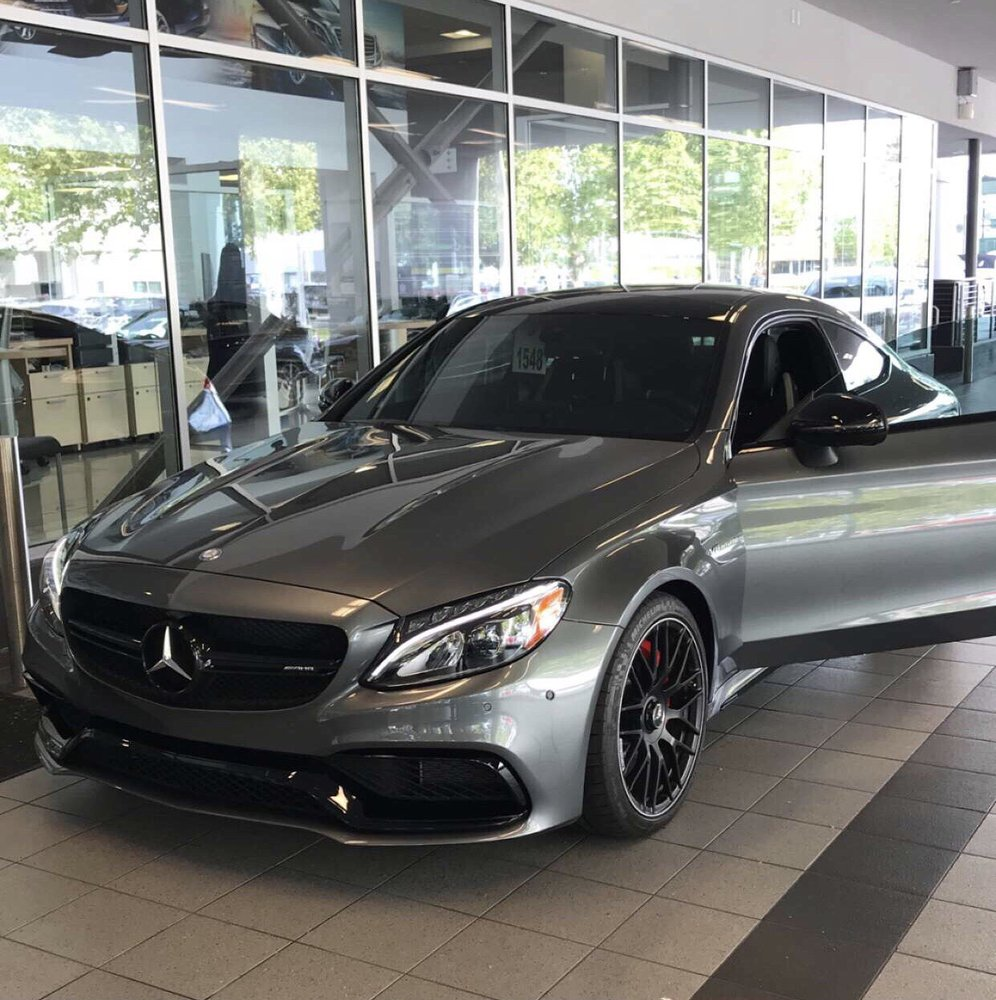 Mercedes Stevens Creek >> My 2017 Amg C63s After Its 2nd Service Visit They Made The Car