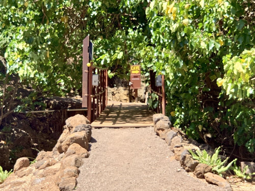 Makauwahi Cave Reserve: Kalaheo, HI