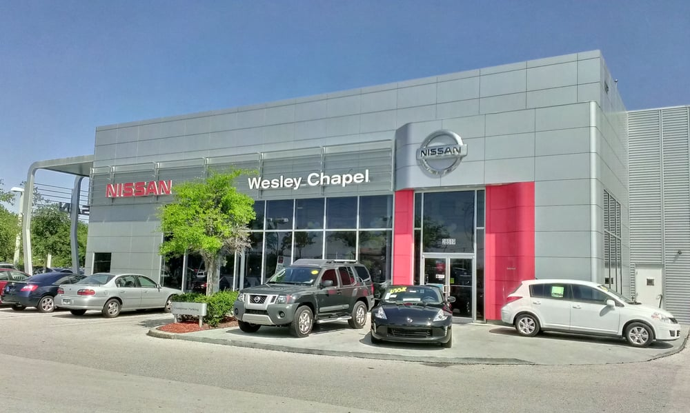 Photo of Wesley Chapel Nissan - Wesley Chapel, FL, United States. Wesley Chapel Nissan Dealership