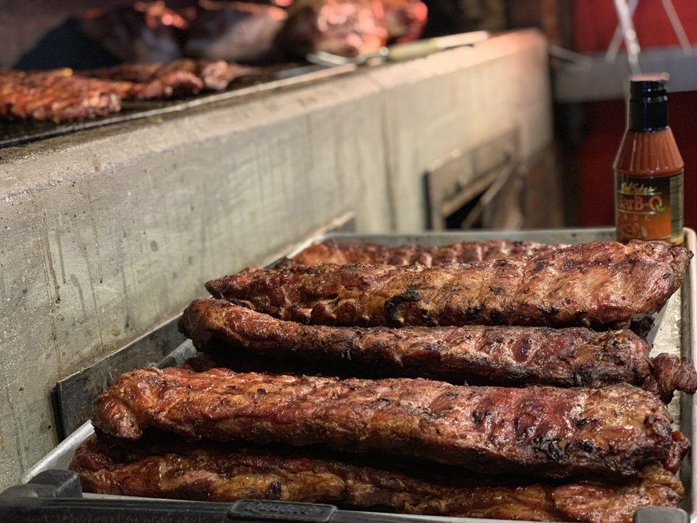 Bob Sykes Barbeque: 1724 9th Ave N, Bessemer, AL