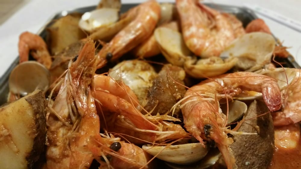 FOB Fried Or Boiled Seafood Fusion