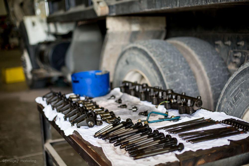 RPM Truck Repair: 2400 S Raney St, Effingham, IL