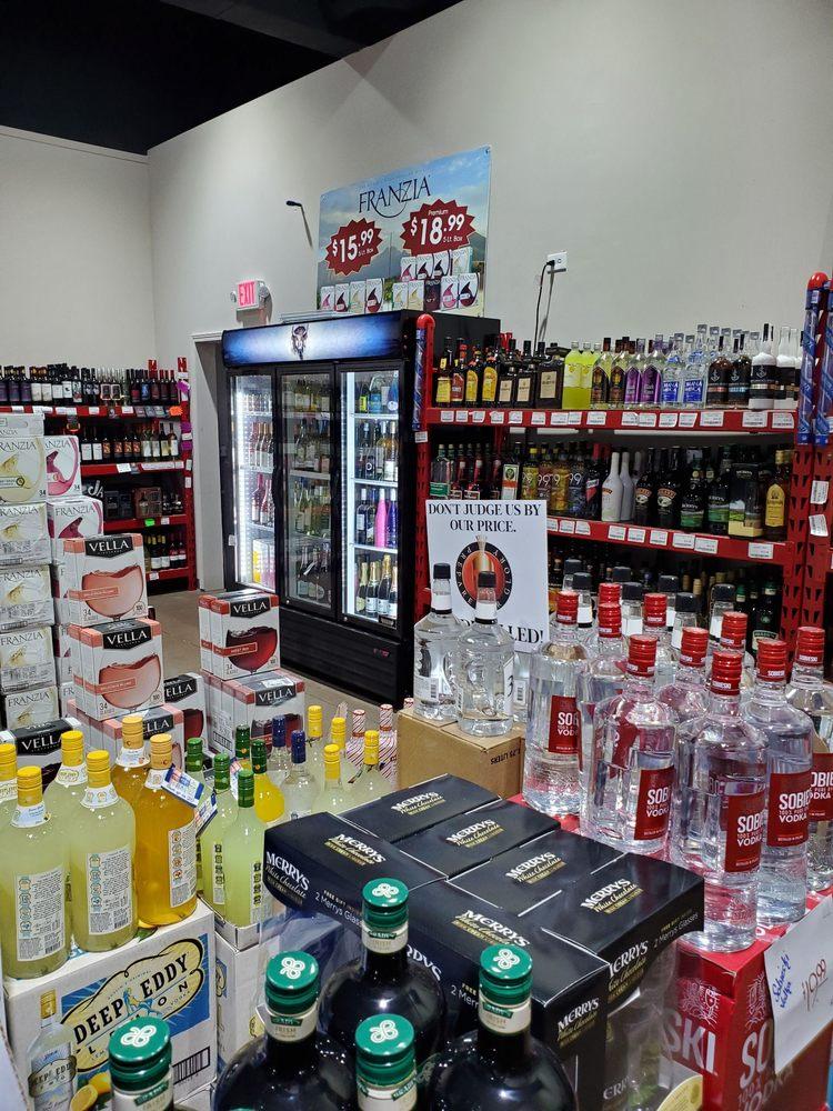 Alden Liquor Store: 13131 Broadway St, Alden, NY
