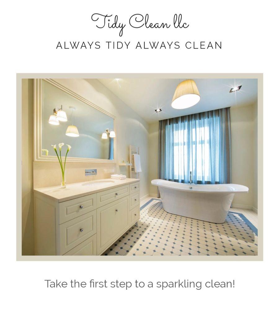 Tidy Clean & Restoration: Milton, FL