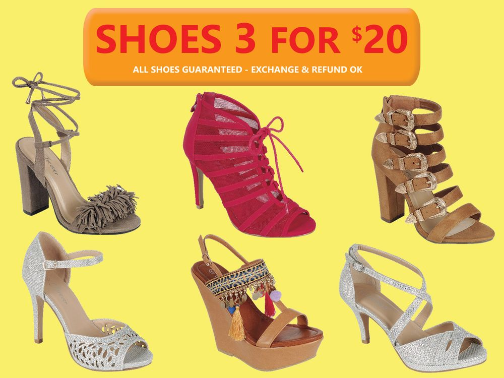 Cheap sexy shoes on sale under 20 dollars